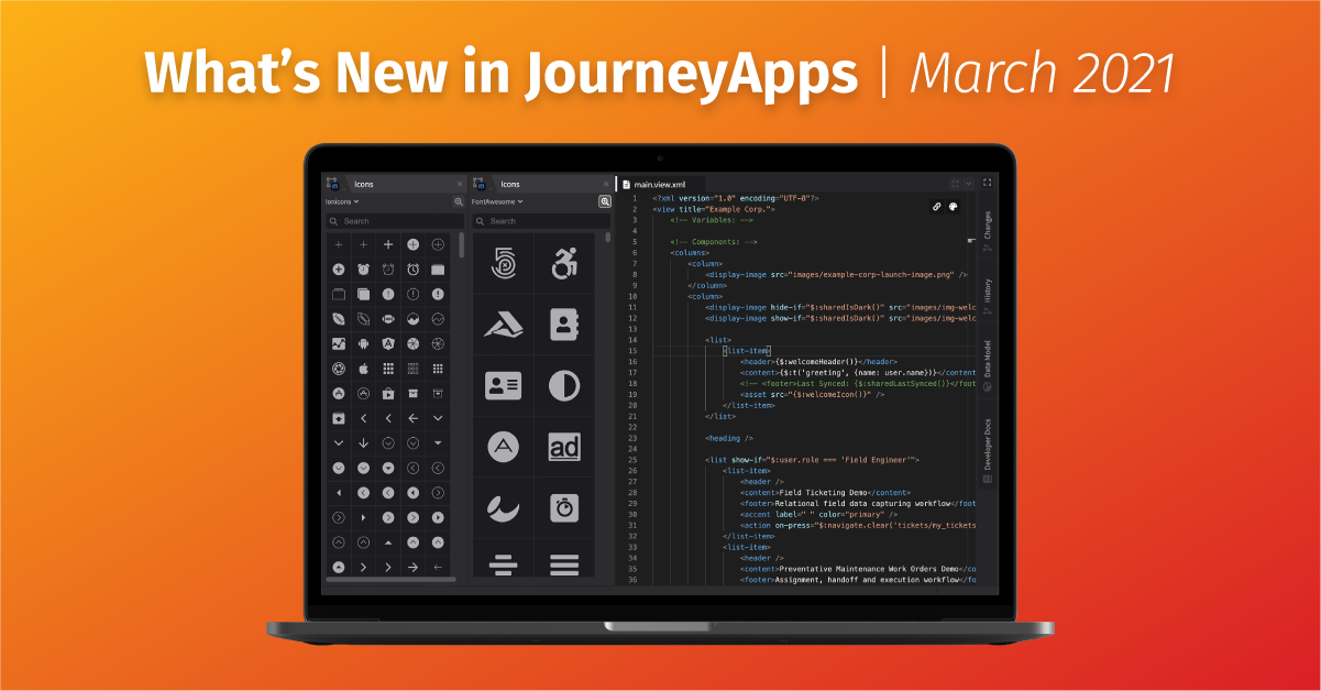 JourneyApps - Most Recent Blog Post